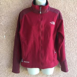 The North Face Fleece Jacket Windstopper Size S